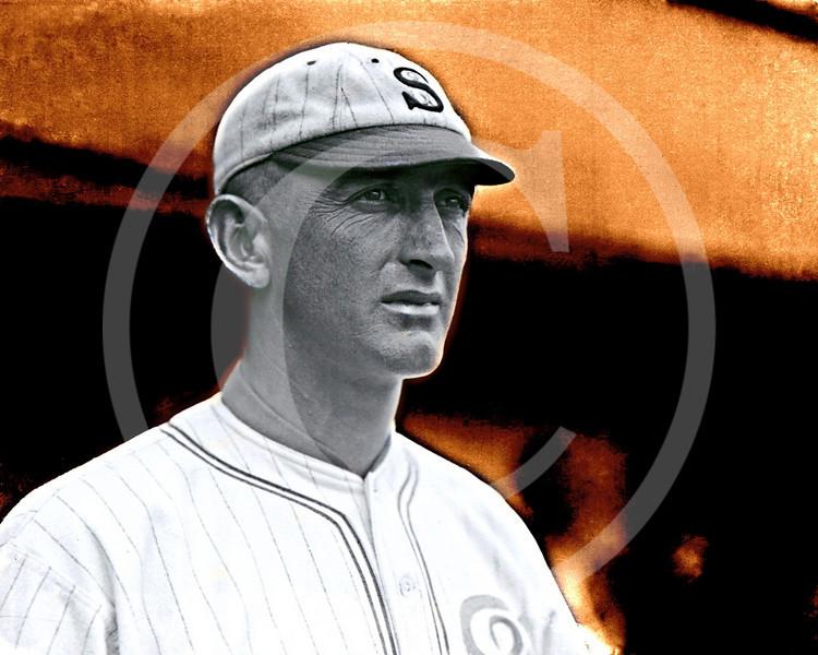 Joe Jackson, Chicago White Sox AL 1917