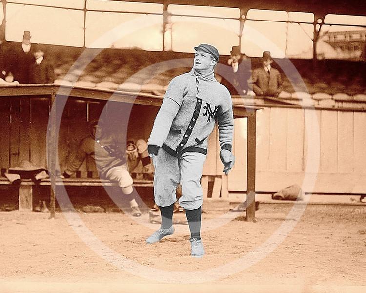 Christy Mathewson, New York Giants NL 1909
