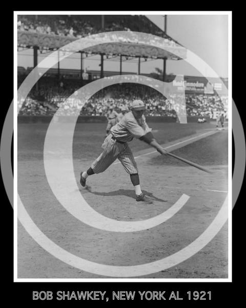 Bob Shawkey, New York AL 1921 # 2