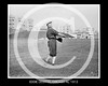 Eddie Cicotte, Chicago White Sox AL, at Hilltop Park NY, 1912.