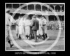 Dispute on field, Chicago Cubs NL v New York Giants NL at the  Polo Grounds NY, 8 Oct 1908.