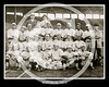 BOSTON RED SOX AL 1915  BABE RUTH BACK ROW