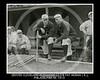 Pat Moran - Grover Cleveland Alexander & manager Pat Moran. In background are Joe Oeschger, Possum Whitted, & Milt Stock, Philadelphia Phillies NL, 1915.