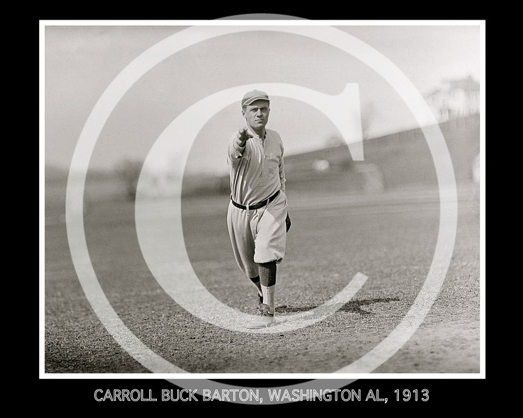 Carroll Buck Barton, Washington AL, at University of Virginia, Charlottesville 1913