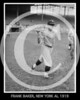 Frank Home Run Baker,  New York  Yankees AL, 1919.