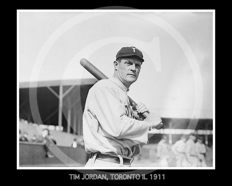 Tim Jordan, Toronto IL, 1911.