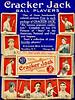 1915 Cracker Jack Ball Players poster.