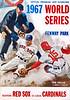 1967 World Series Program. Boston Red Sox v St.Louis Cardinals. Fenway Park.