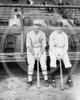 Aaron Ward - Frankie Frisch, New York Giants NL & Aaron Ward, New York Yankees AL, 1925.