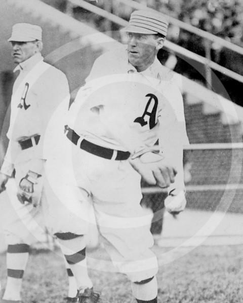 Eddie Plank, Philadelphia Athletics AL, 1913.