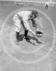 Chester Pinch Thomas, Cleveland Indians AL, 1918.
