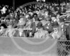 Baseball executives Edward J. McKeever (Brooklyn NL) + wife, Ben Shibe (Philadelphia AL), Garry Herrmann (Cincinnati NL), Joseph Flanner (Secretary on Herrmann's Commission.
