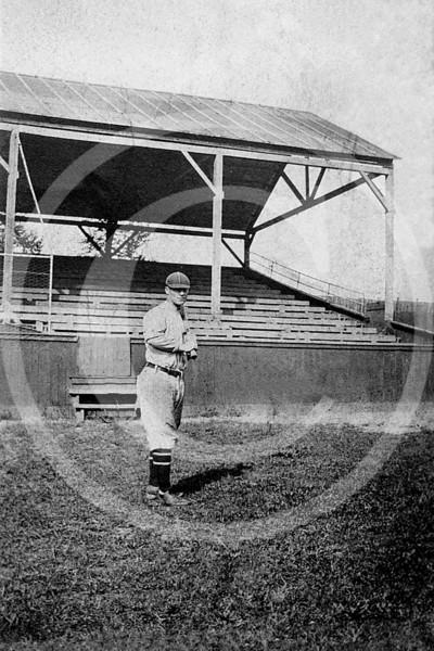 Benjamin Michael Kauff, Hartford Senators, Eastern Association,1913.