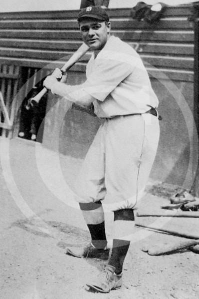 Fred Herche, 1914.