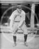 Fred Carisch, Cleveland Naps AL, 1913.