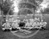 Charlotte Hall Military Academy baseball team between 1905 and 1945.