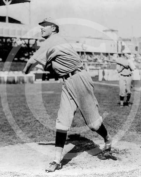 Floyd  Rube  Kroh, Chicago Cubs NL, 1910.
