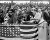 "Calvin Coolidge, President of the United States & Stanley Raymond ""Bucky"" Harris, Washington Senators AL, 4 October 1924."
