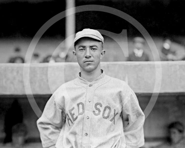 Everett Scott, Boston Red Sox AL, 1916.