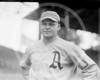 Amos Aaron Strunk,  Philadelphia Athletics AL, 1914.