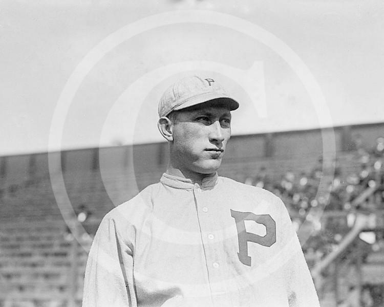 Fred Luderus, Philadelphia Phillies NL, 1911.