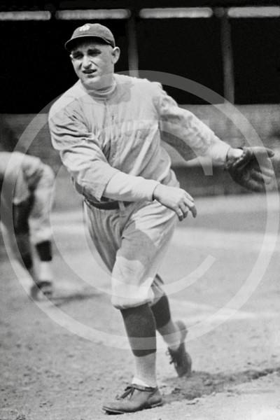 Carl Mays, New York Yankees AL 1922.