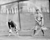 Al Sheer, ( Right ), Washington Senators AL, 1913.