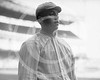 Art Bues, infielder prospect in spring training with New York Giants NL, 1912.