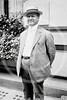 Charles Hercules Ebbets Sr, Brooklyn Robins NL, owner  1915.