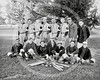 Charlotte Hall Military Academy baseball team between 1905 and 1945.
