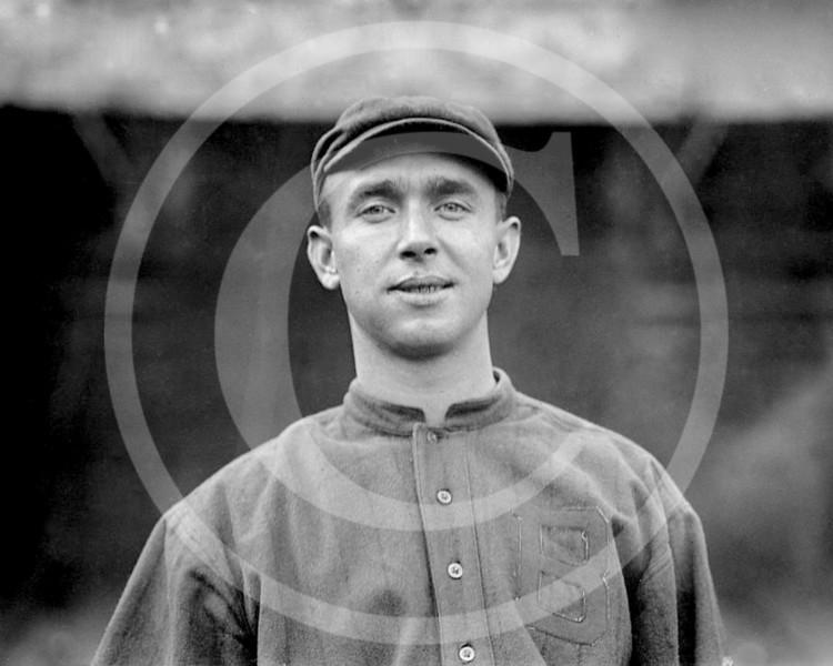 Dick Rudolph, Boston Braves NL,1914.