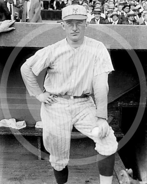 Frankie Frisch, New York Giants NL, 1921.