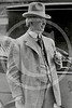 "Charles Albert ""Charlie"" Comiskey, Chicago White Sox AL, owner 1914."
