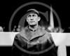 Frank Metz, first baseman, Boston Braves NL, 1913.