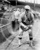 Eugene Bubbles Hargrave, Cincinnati Reds NL, 11 July 1923.