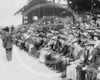 Baseball fans on Chicago Day at Comiskey Park, Chicago 1912.