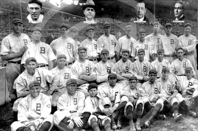 Boston Braves NL, 1914.