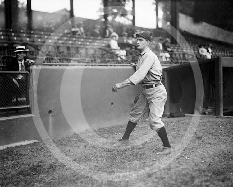 Detroit Tigers AL, 1913.