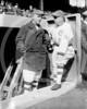 Eddie Cicotte - Clarence Pants Rowland & Eddie Cicotte, Chicago White Sox AL,  1917.