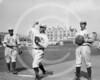 Bob E. Williams - Harry Wolverton & Bob E. Williams, New York Highlanders AL, 1912.