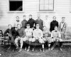 Boys school baseball team 1906.