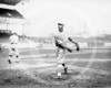 Art Fromme, New York Giants NL, at the Polo Grounds NY, 1912.