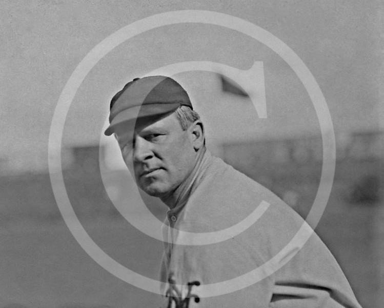 John McGraw, New York Giants NL, 1912.