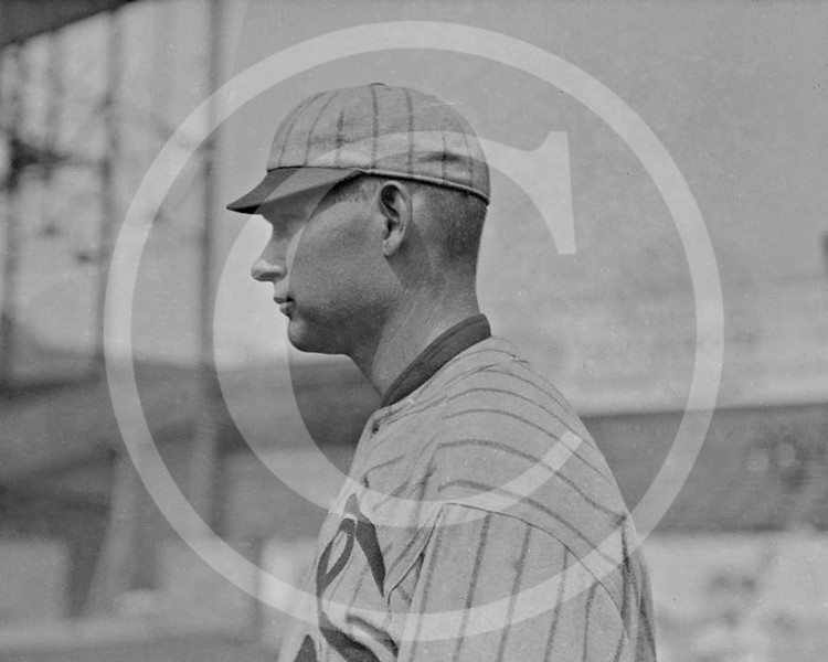 Ewell Reb Russell, Chicago White Sox AL, 1917.