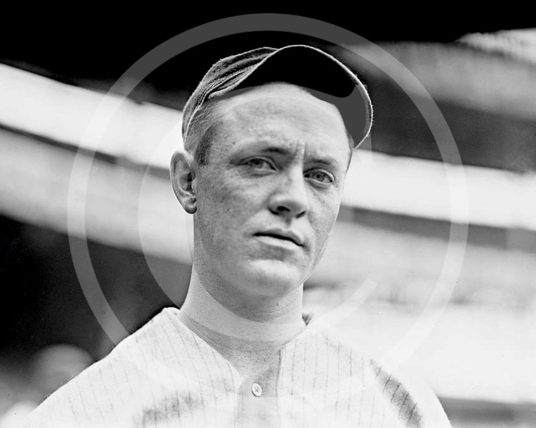 Eddie Foster, Washington Senators AL, 1914.
