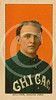 Billy (William Joseph, Sr.) Sullivan, Chicago White Sox, American Tobacco Company, 1909-1911.