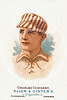 Charles Comiskey, St. Louis Browns AA ( St. Louis Cardinals ), Allen & Ginter World's Champions, 1887.