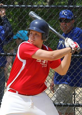 2013 SC3V Baseball Angels vs Royals