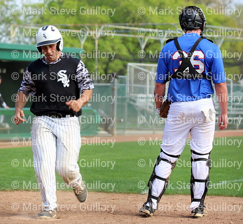 Baseball - AABL - White Sox v Rangers, Youngsville, La 03182018 051