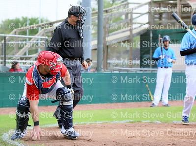 Baseball - AABL - 03172019 D-Backs v Rays, Fabacher, LaLa 056